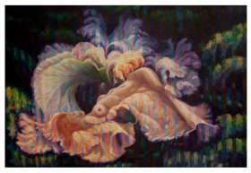 Freddy Simoza - Spring birth (Renaissance Series)
