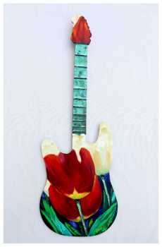 Luis Obando - Rock and roll of Tulips