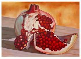 J. Eliecer Rodríguez - Pomegranate