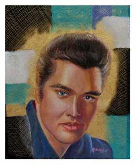 Freddy Simoza - Elvis Presley