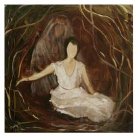 Diana Nassif - Virgin of Coromoto remains in me