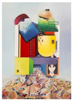 E.Rojas - Pencil Transmutation Center